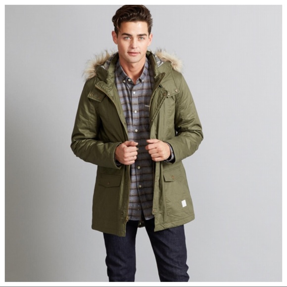 12a3526e9 MENS ADAM LEVINE PUFFER COAT
